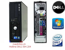 Dell Optiplex 780 Q9400, Ram2G, HDD 250G