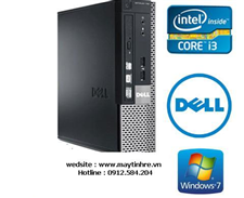 Dell Optiplex 790 core i3 2100, Ram 4G, HDD 160G