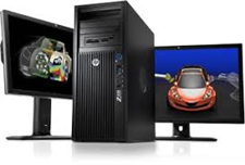 HP WorkStation Z220 CMT 7