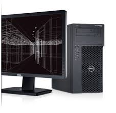 Máy trạm Dell T1650 intel core-i5 2400/ Dram3 4Gb/ HDD Sata 250G
